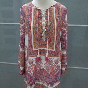 *SOLD* Nanette Lepore Swim Gypsy Queen Cover-Up